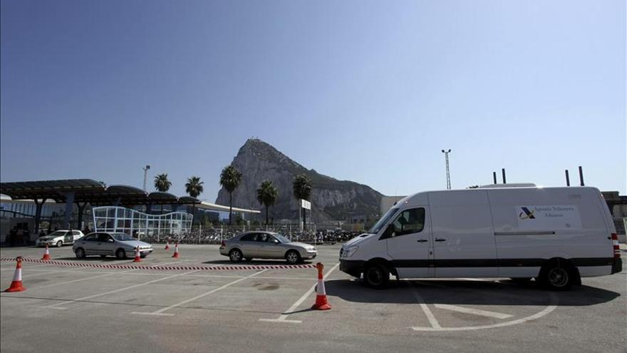 Ultiman las obra en la aduana que agilizará el paso desde Gibraltar