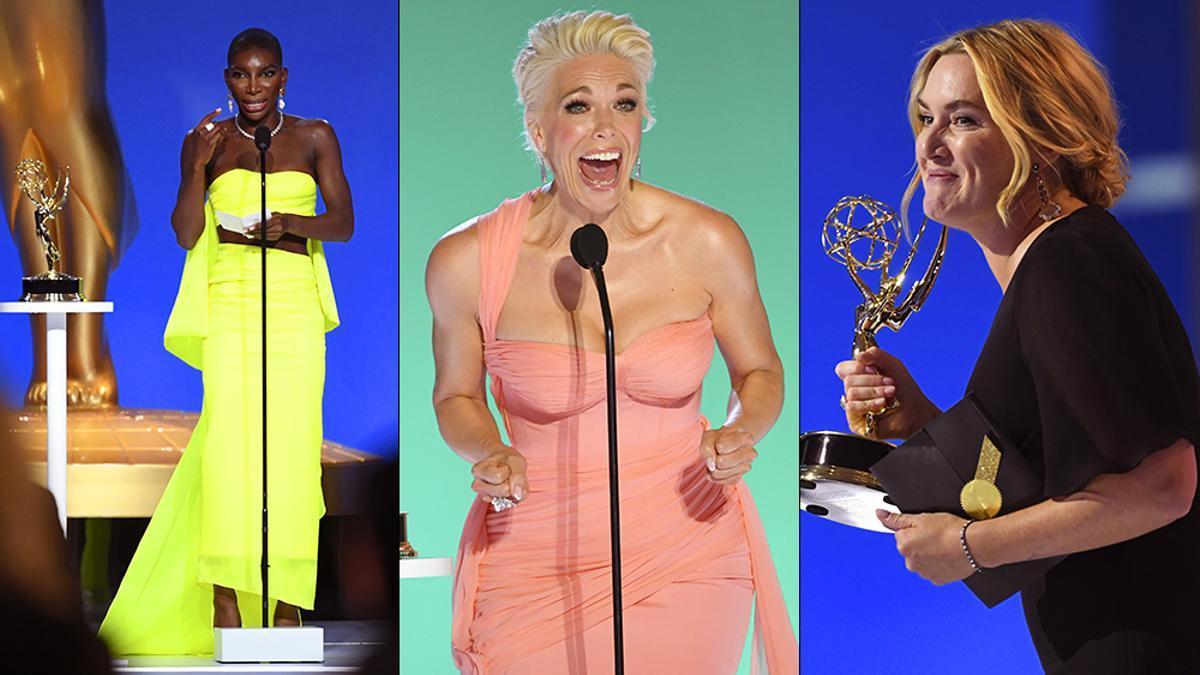 Los Emmy 2021, en momentos