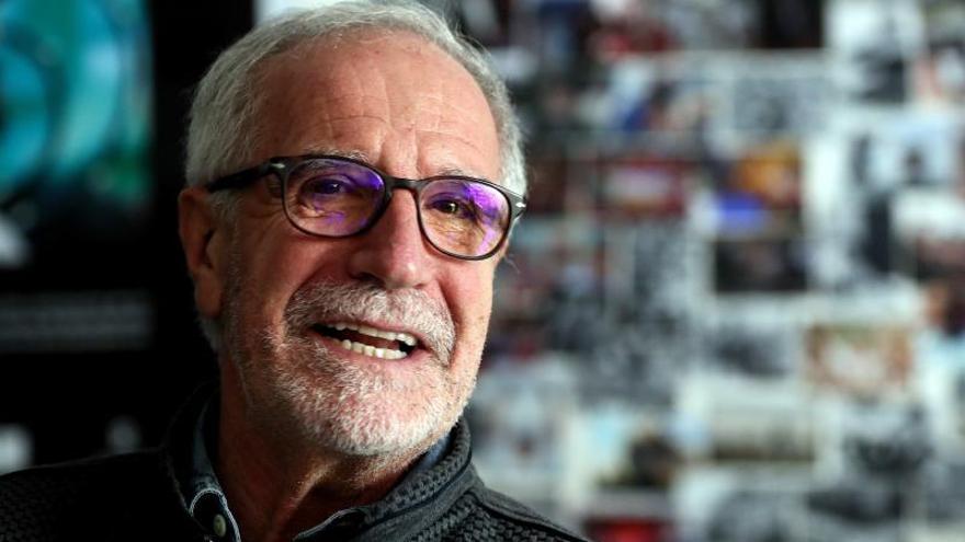 El director de fotografía Javier Aguirresarobe asegura que no persigue el Oscar