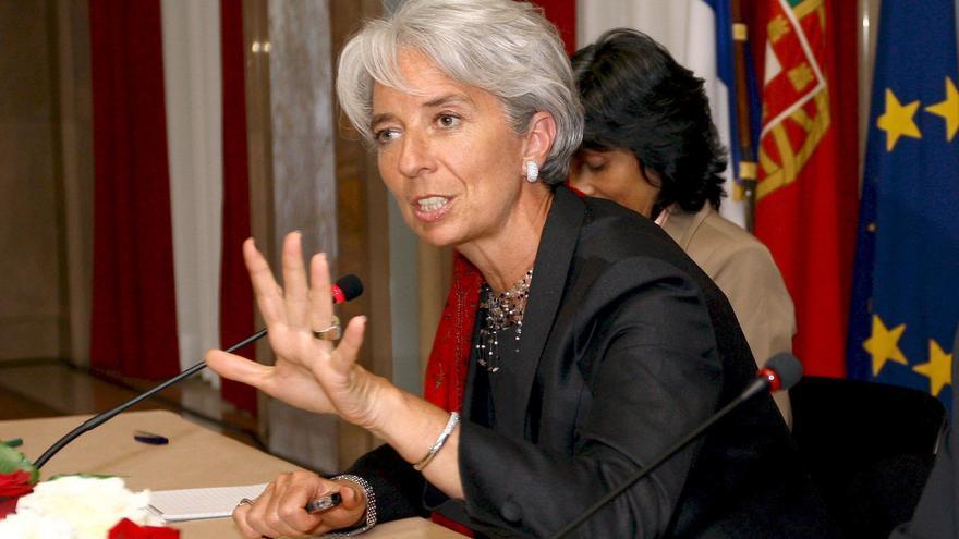Lagarde dice que la valoración abrirá la vía a reactivar el crédito en España