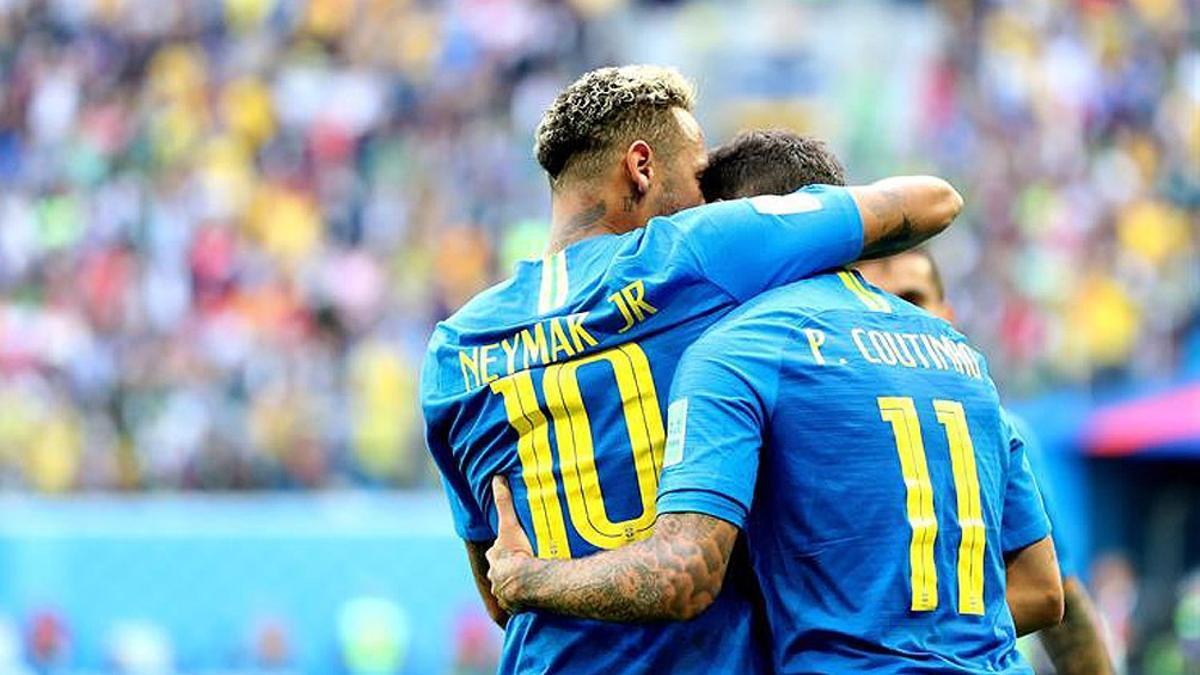 El plantel de Brasil, molesto con la Conmebol.