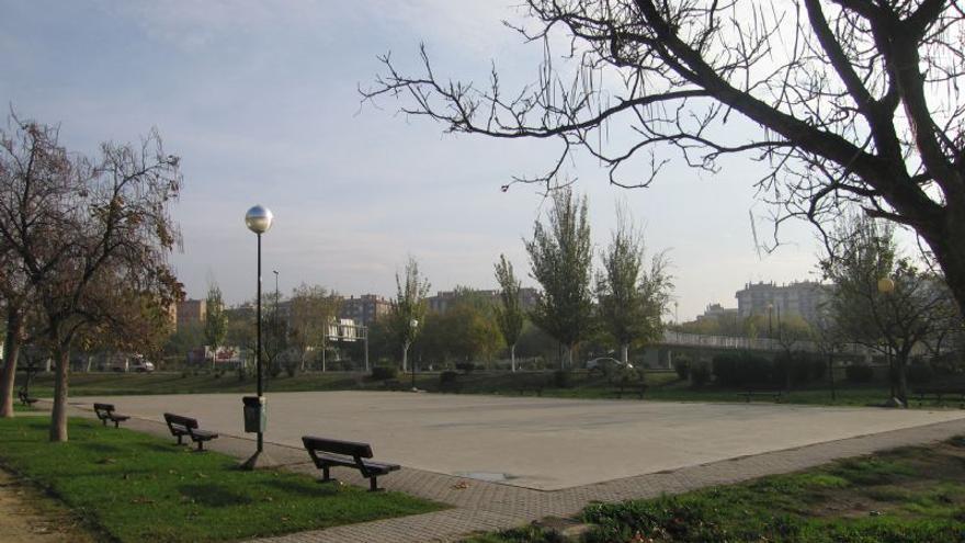 Parque Ernesto Che Guevara de Zaragoza