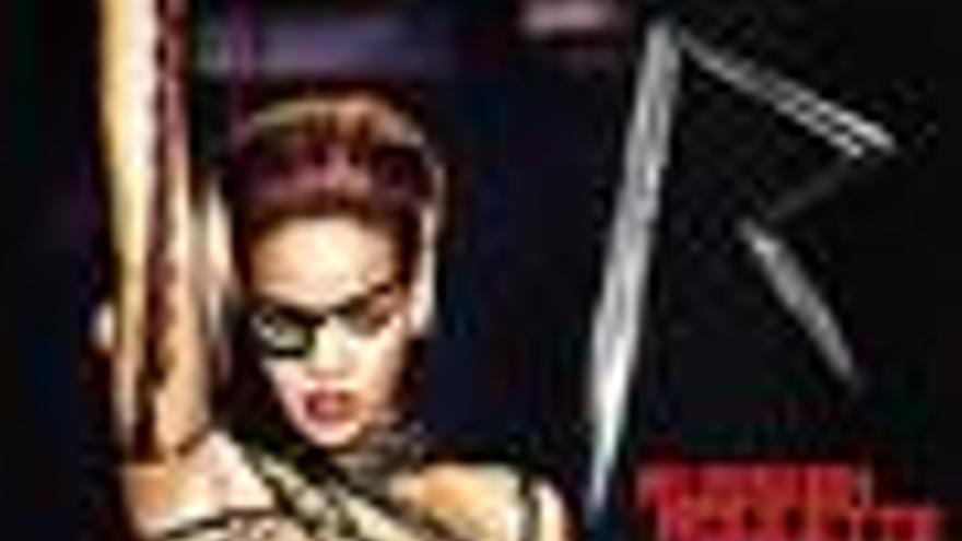 Rihanna con 'Russian Roulette'