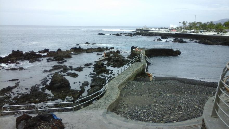 Paseo de San Telmo, Puerto de La Cruz.