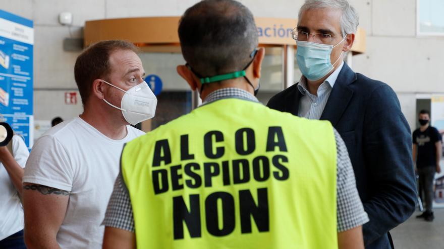 """El comité avisa de que el proceso será """"duro"""" porque """"Alcoa no quiere vender"""""""