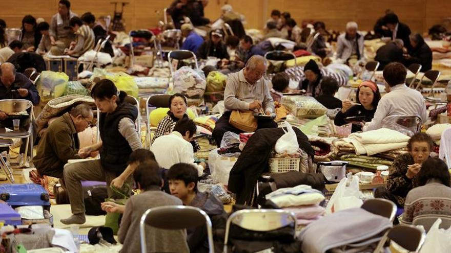 Japón destinará 6.282 millones de euros a las zonas afectadas por los seísmos