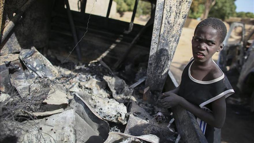 10 muertos en ataque de independentistas tuareg a un convoy militar maliense
