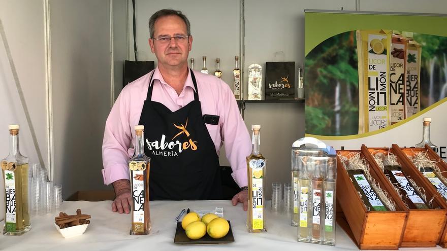 Al Limoncello le sale un duro competidor hecho en Almería: el Licor de Limón de Licores Naturales SL