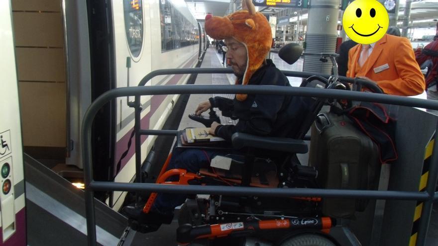 El Ave Es Un Ejemplo De Accesibilidad
