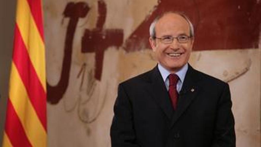 Discurso institucional del presidente José Montilla por la Diada