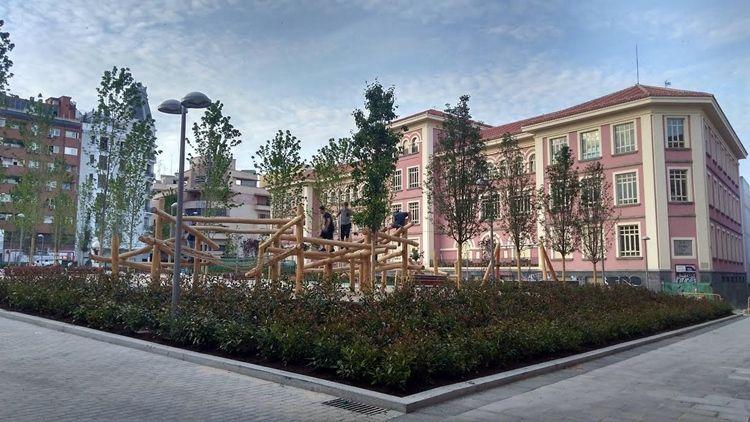 los jardines del arquitecto ribera listos para ser
