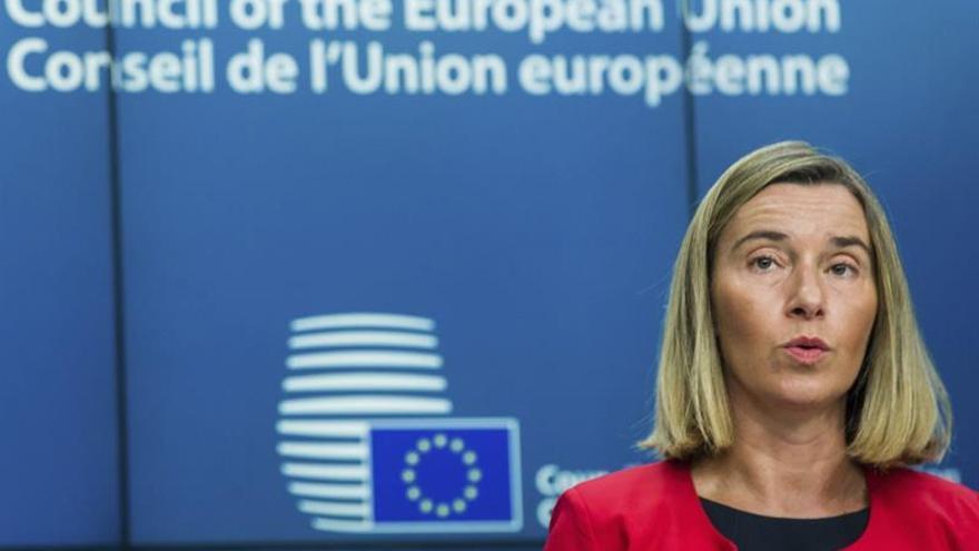 """La UE considera una """"grave provocación"""" el ensayo nuclear de Corea del Norte"""