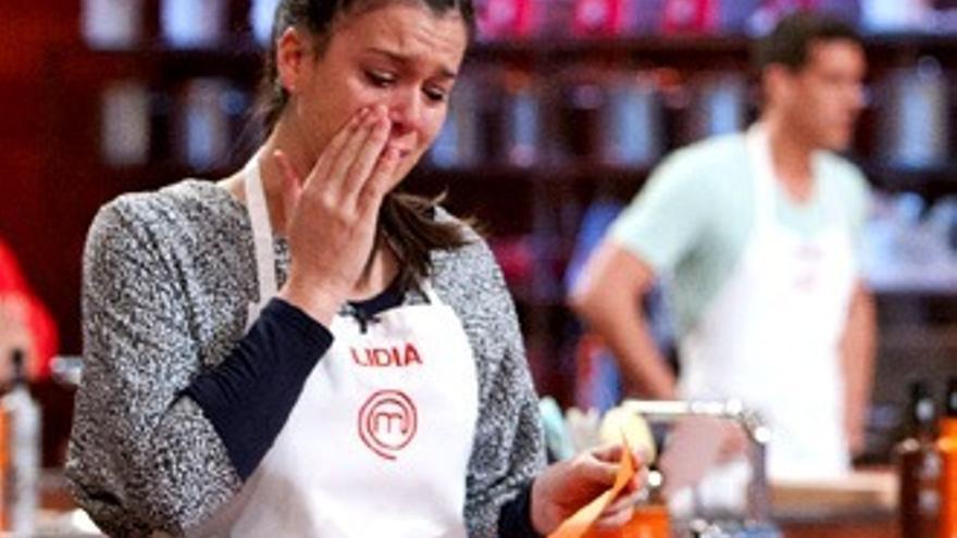 'Sopa de lágrimas' en 'MasterChef': lloran concursantes