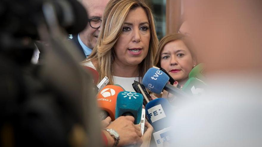 """El PP ve responsable """"clara"""" a Díaz y fija en 1.970 millones los fondos perdidos"""