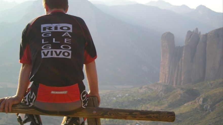 Los deportes de aventura emplean a 300 personas en La Galliguera.