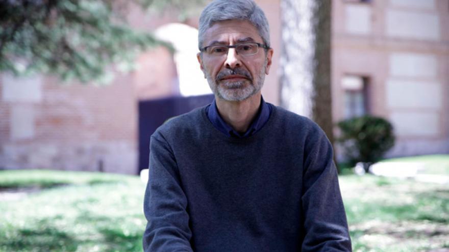Carlos García Serrano, catedrático de Economía de la Universidad de Alcalá