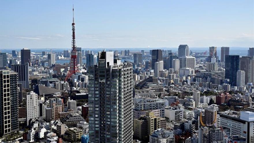 Japón registró un superávit corriente de 15.157 millones de euros en octubre
