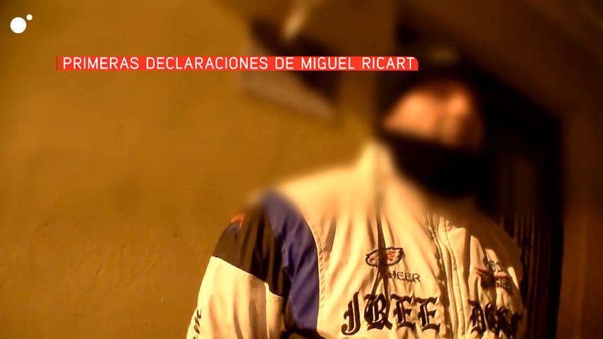 Miguel Ricart, en el reportaje exclusivo de 'En el punto de mira'