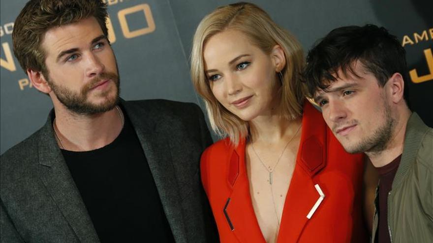 "Jennifer Lawrence, en ""Sinsajo 2"": ""Katniss no es menos fuerte por ser madre"""