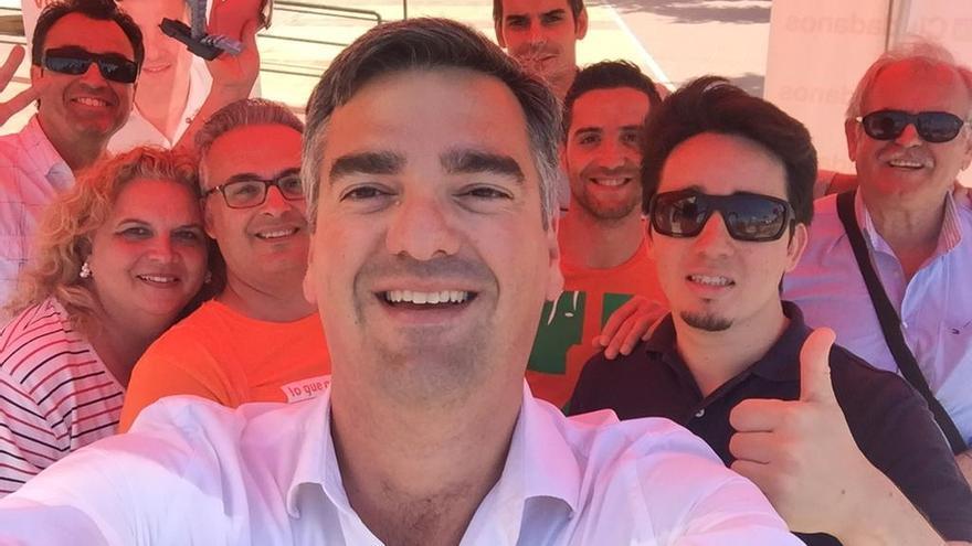 Manuel Varela, candidato de Ciudadanos en Dos Hermanas