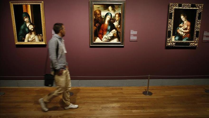 El Museo del Prado permite interrelacionar obras y autores en su nueva web