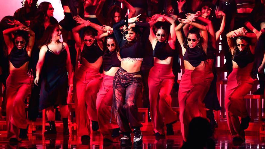 Rosalía en los MTV EMA 2019