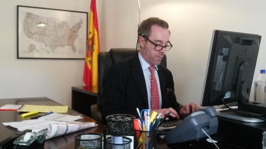 Enrique Sardá Valls. Foto: Ministerio de Exteriores