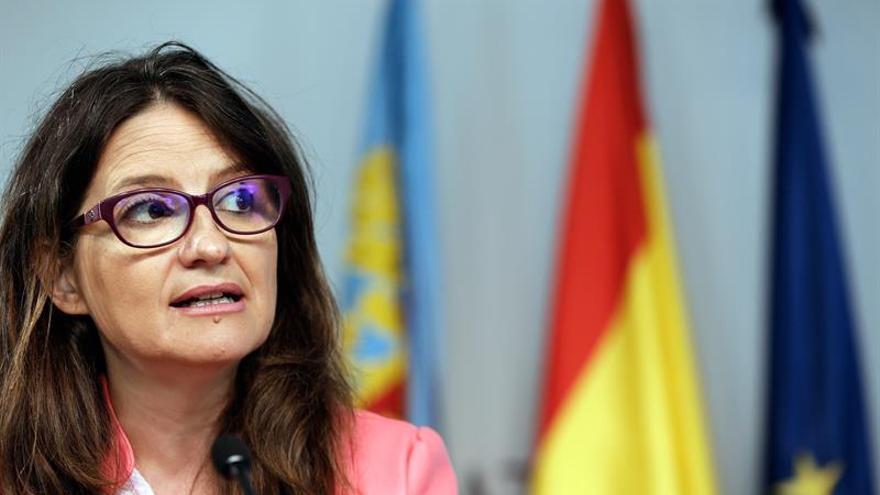 """Oltra exige al Gobierno """"ponerse las pilas"""" en materia de servicios sociales"""