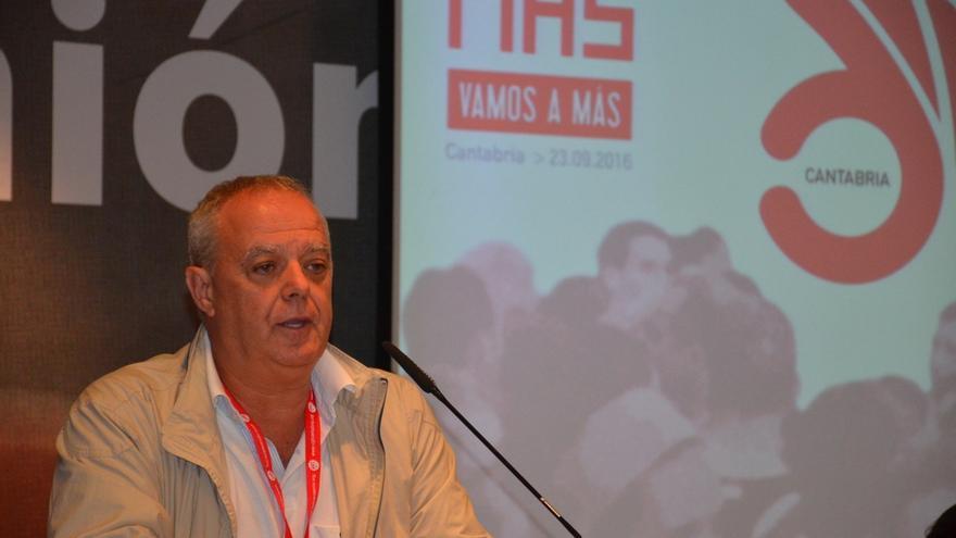 José Giráldez, nuevo secretario general de la Federación de Servicios, Movilidad y Consumo de UGT