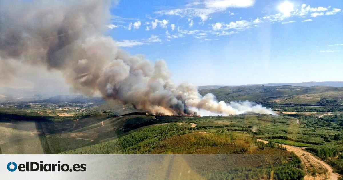 Por Qué Arde Galicia