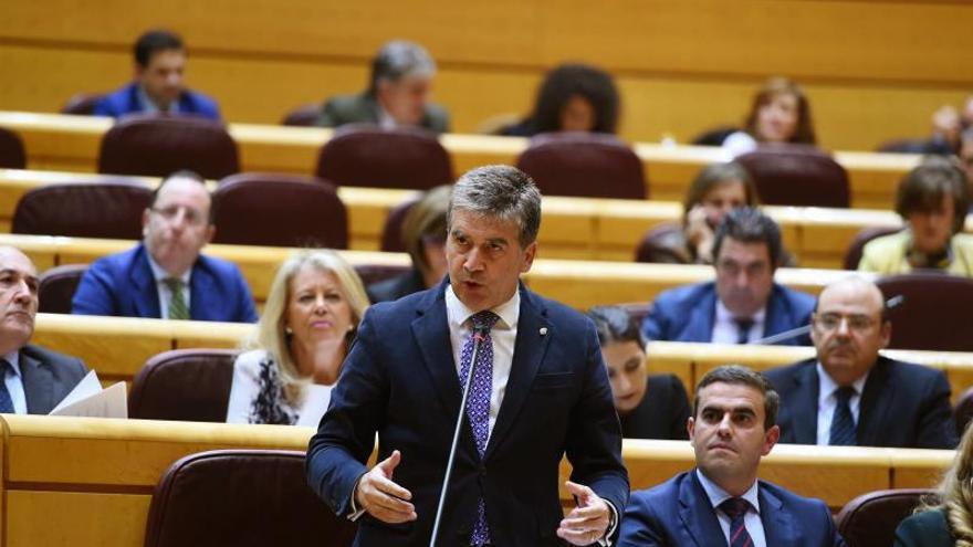 Ignacio Cosidó en el Senado.