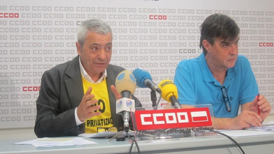 CCOO lleva a Diego y Ruiz a la Fiscalía por permitir ilegalidades en la selección de parados por los ayuntamientos