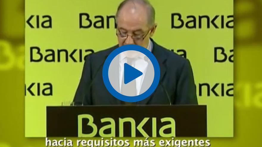 Player Rato salida a bolsa Bankia