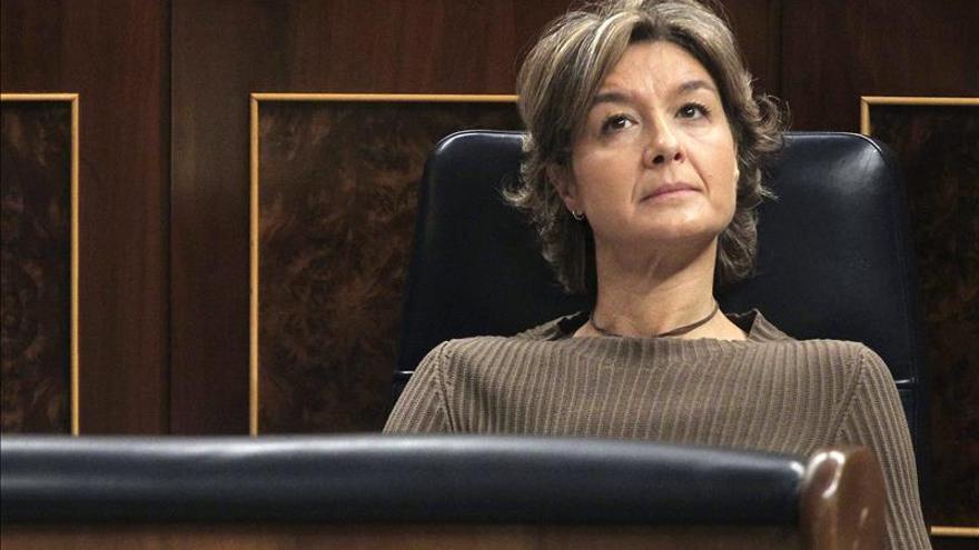 """Tejerina agradece a Rajoy su """"confianza"""" por ir de tercera en la lista de Madrid"""
