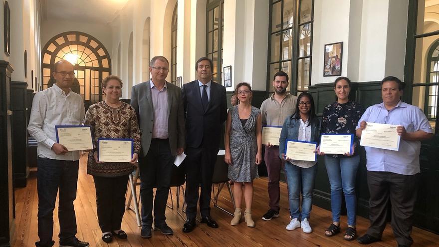 Deusto entrega a académicos latinoamericanos las becas BBVA para realizar estudios de posgrado en Ética Aplicada