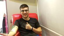 Unos 7.000 murcianos donaron sangre por primera vez en 2018