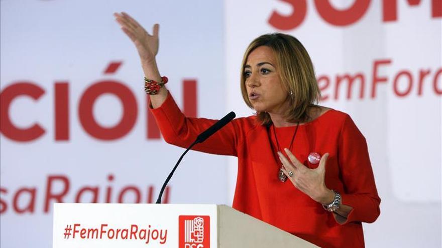 """Chacón cree que el PSC se """"equivocó"""" gobernando con ERC en el tripartito"""