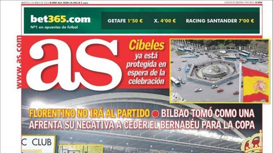 De las portadas del día (01/05/2012) #12