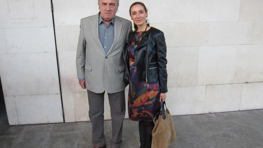 Podemos-Compromís ficha al expresidente Albiñana para el Senado y a la actriz Rosana Pastor para el Congreso