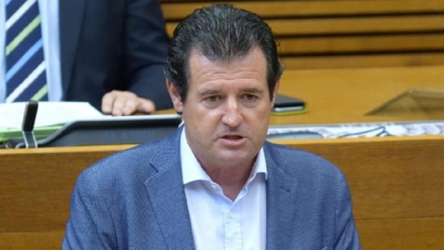 José Císcar, exconseller de Educación con Camps y diputado del PP.