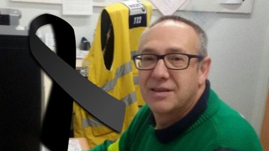 José Manuel Iriarte, médico de la Base UME en Tomelloso, fallecido con coronavirus
