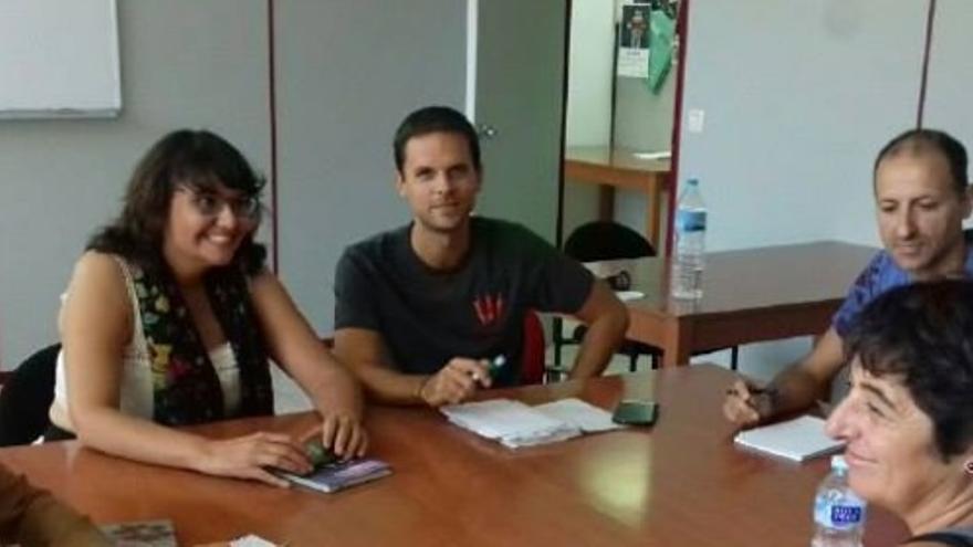 Podemos Extremadura y EQUO Extremadura mantienen su primer encuentro de cara a los comicios de 2019