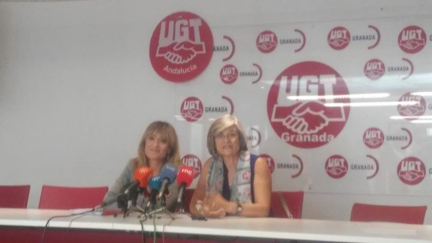"""Castilla (UGT-A) se pone a disposición para liderar el sindicato a nivel nacional aunque no habla de """"candidaturas"""""""