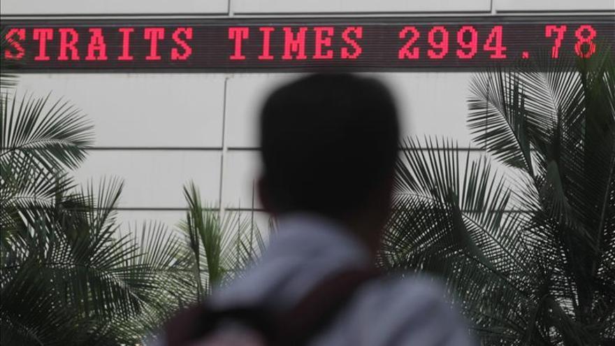 Bolsas del sudeste asiático abren al alza, con algunos cierres por festivo