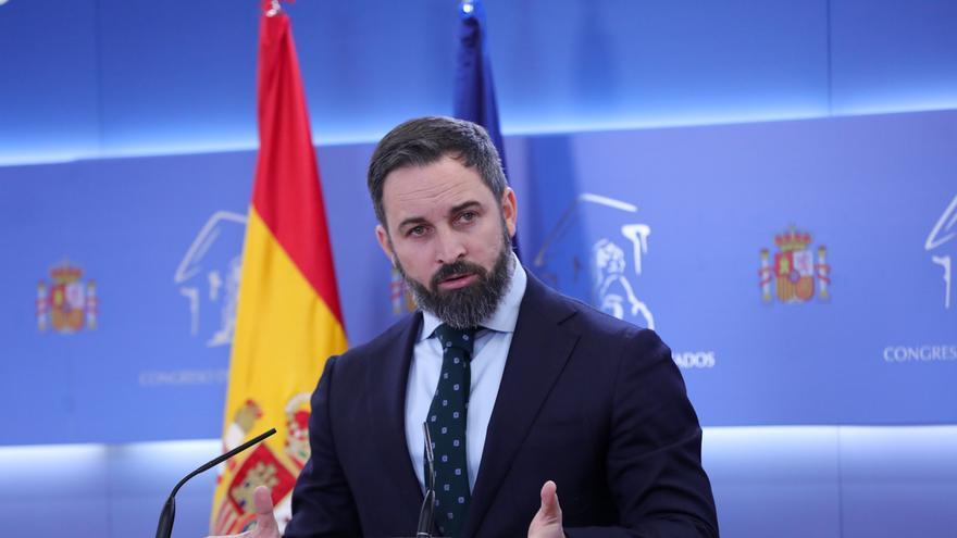 """Abascal recalca a Casado que Vox no va con Manuel Valls """"a ninguna parte"""" y se desmarca del proyecto Cataluña Suma"""
