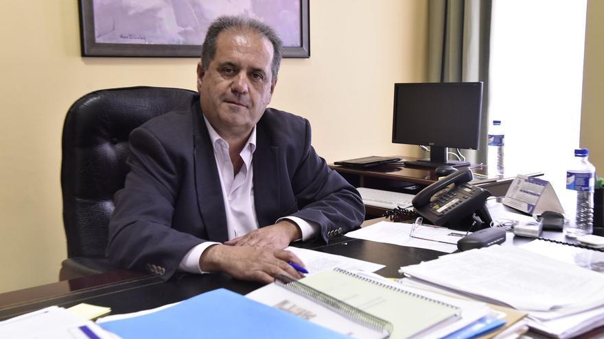 José Luis Perestelo es vicepresidente del Cabildo de La Palma.