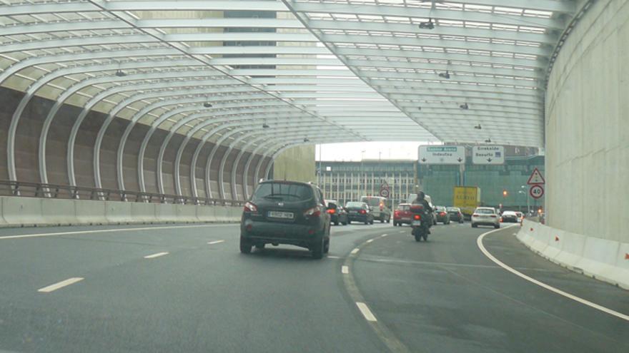 Nuevos accesos a Bilbao por San Mamés