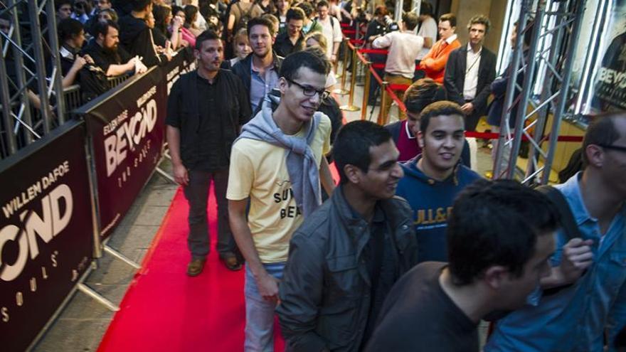 París se convierte durante una semana en la capital europea del videojuego