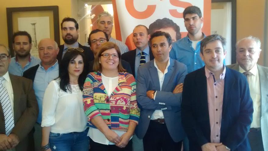 Victoria Domínguez Ciudadanos Extremadura