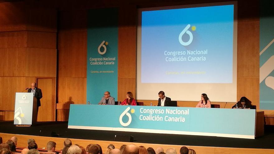 Intervención de José Miguel Barragán en el VI Congreso de CC